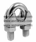 Jual Wire Clip Stainless Steel China