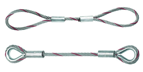 Mechanical Splice Wire Rope Sling