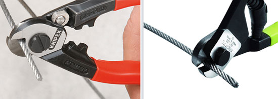 Tang potong Wire Rope Cutter