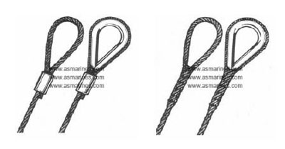Wire-Sling-Sling-Wire Anyam