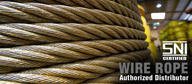 Distributor Wire Rope Indonesia