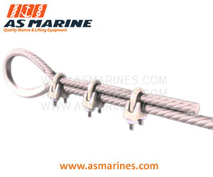 Jual-Wire-Rope-Sling-Clamp-Kuku-Macan