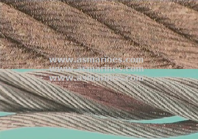 Wire Rope berkarat