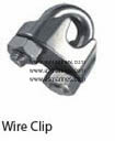 Wire Clip Stainless Steel