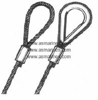 Wire Rope Sling Talurit